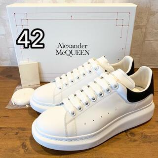 アレキサンダーマックイーン(Alexander McQueen)の新品 100%本物 【42】アレキサンダーマックイーン スニーカー(スニーカー)