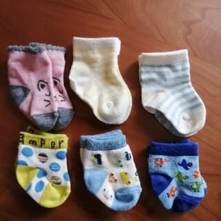 ベベ(BeBe)の★6足まとめ★ 新生児&乳児 靴下(靴下/タイツ)