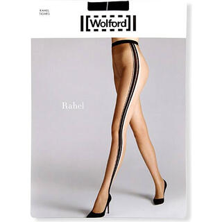 ウォルフォード(Wolford)のWolford ウォルフォード Rahel タイツ(タイツ/ストッキング)