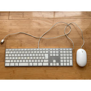 Apple - Apple純正 Mac キーボード&マウスセット