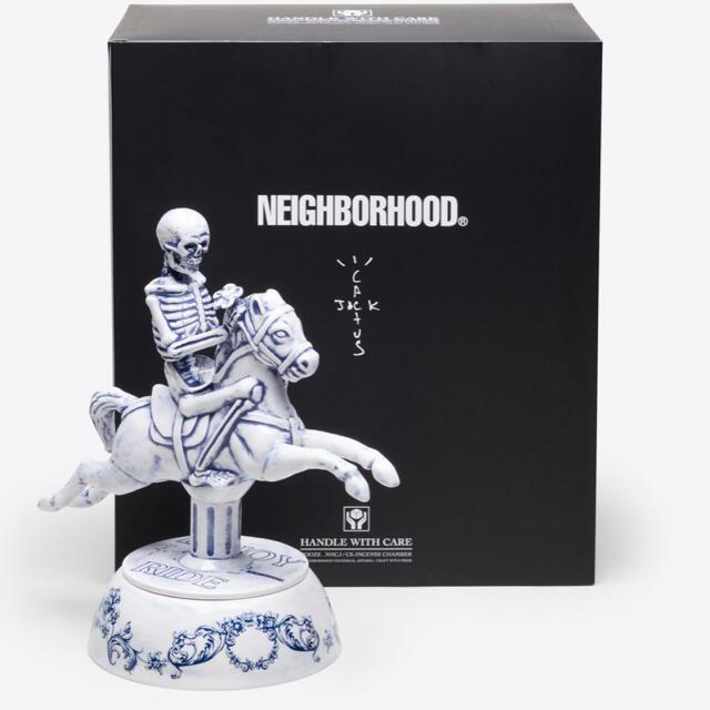 NEIGHBORHOOD(ネイバーフッド)のNEIGHBORHOOD お香立て  CACTUS JACK BOOZE メンズのファッション小物(その他)の商品写真