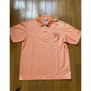 アダバット(adabat)の美品❗️adabat ゴルフウエア半袖 メンズ 46(ウエア)