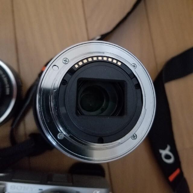 SONY(ソニー)のSONY α 6400 一眼 デジカメ  スマホ/家電/カメラのカメラ(ミラーレス一眼)の商品写真