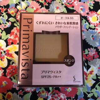 Primavista - プリマヴィスタ綺麗な素肌感覚ファンデーション オークル3