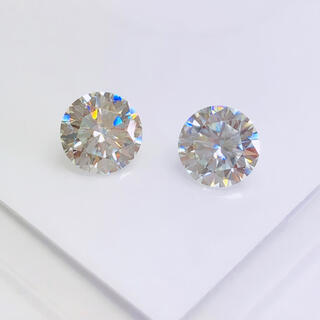 ルース  I  モアッサナイトダイヤモンド  1.86ct  AANI アニ(各種パーツ)