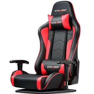 dowinxゲーミングチェア/レッド(座椅子)