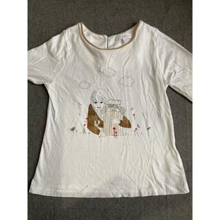 クロエ(Chloe)のクロエ ロンT 110 120 トップス Tシャツ キッズ トップス(Tシャツ/カットソー)