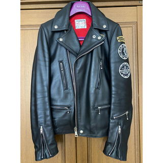 Lewis Leathers - Lewis Leathers x Hysteric Glamour ライダース