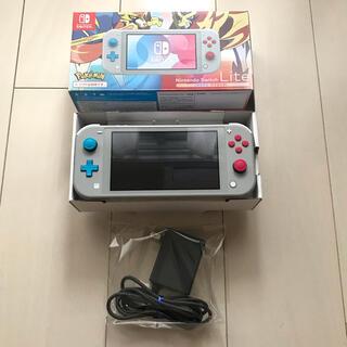 Nintendo Switch - 任天堂 Switch Lite ザシアン・ザマゼンタ