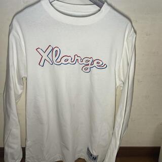 エクストララージ(XLARGE)のX-LARGE × champion Tシャツ(Tシャツ/カットソー(七分/長袖))
