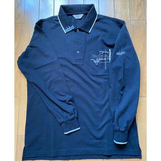 アダバット(adabat)の美品❗️adabat ゴルフウエア 長袖 46 メンズ(ウエア)