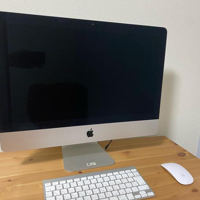 Mac (Apple)(マック)のAPPLE iMac IMAC ME086J/A スマホ/家電/カメラのPC/タブレット(デスクトップ型PC)の商品写真