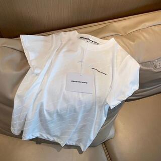 アレキサンダーワン(Alexander Wang)の【Alexander wang】-c22(Tシャツ(半袖/袖なし))