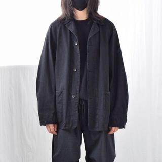 COMOLI - 21SS新作 comoli デニムワークジャケット