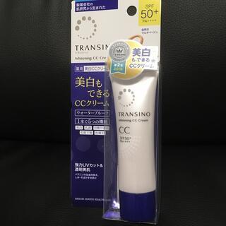 トランシーノ(TRANSINO)の【新品未使用】トランシーノ 薬用ホワイトニングCCクリーム(30g)(CCクリーム)