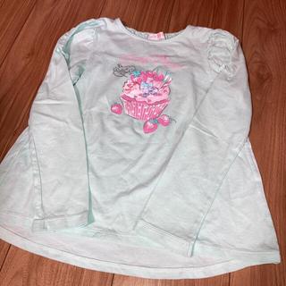 専用 メゾピアノ カップケーキ ロンT 130(Tシャツ/カットソー)