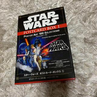 ディズニー(Disney)のスターウォーズ ポストカードBOX 1 star wars  disney(写真/ポストカード)