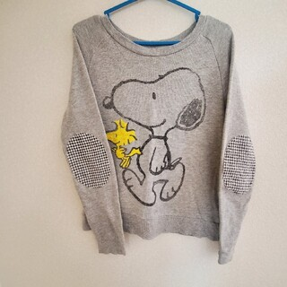 ピーナッツ(PEANUTS)の輸入スヌーピートレーナー(Tシャツ(半袖/袖なし))