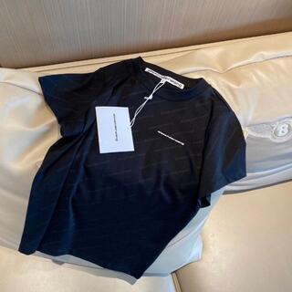 アレキサンダーワン(Alexander Wang)の【Alexanderwang】プリント半袖Tシャツ(Tシャツ(半袖/袖なし))