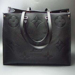 LOUIS VUITTON - Louis Vuitton オンザゴー GM トートバッグ