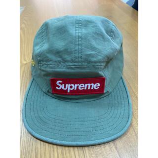 Supreme - supreme  camp cap