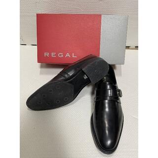 REGAL - ★ REGAL リーガル ビジネスシューズ 革靴 ブラック W24B BG