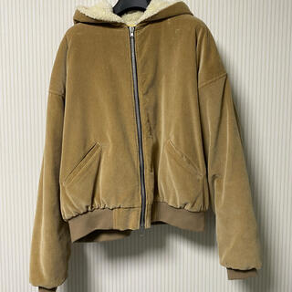 FEAR OF GOD - fear of god alpaca corduroy jacket