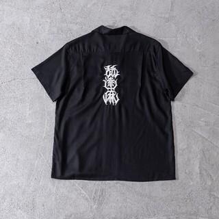 WACKO MARIA - WACKOMARIA × 舐達麻 20AW 50'S SHIRT シャツ