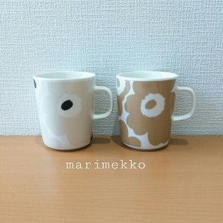 marimekko - marimekko マリメッコ マグカップ ラテマグ ウニッコ
