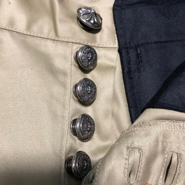 Chrome Hearts(クロムハーツ)のクロムハーツ  ハーフ パンツ チノパン メンズのパンツ(ショートパンツ)の商品写真