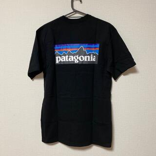 patagonia - patagonia パタゴニア P-6ロゴレスポンシビリティ Tシャツ Sサイズ