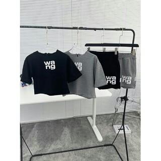 アレキサンダーワン(Alexander Wang)の21SS 新品  ALEXANDER WANG  D-508002(Tシャツ/カットソー(半袖/袖なし))