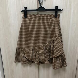 スピンズ(SPINNS)のミニスカート(ミニスカート)