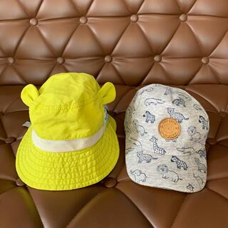 アンパサンド(ampersand)のAMPERSAND  H&M  帽子 セット 単品売り可能(帽子)