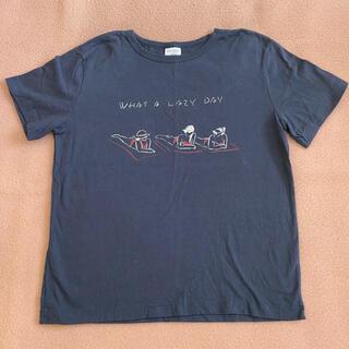 ジーユー(GU)のYUKO SAEKI GU Tシャツ(Tシャツ(半袖/袖なし))