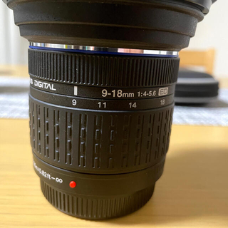 OLYMPUS 超広角ズームレンズ 9-18mm