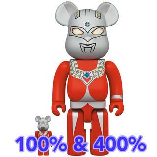 メディコムトイ(MEDICOM TOY)のBE@RBRICK ウルトラマンタロウ 100% & 400%(その他)