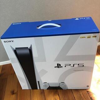 PlayStation - SONY PlayStation5 CFI-1000A01 PS5 本体..