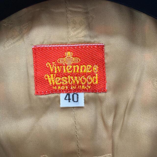Vivienne Westwood(ヴィヴィアンウエストウッド)の【最終】ヴィヴィアンウエストウッド⭐︎ブルーマック⭐︎ベスト レディースのトップス(ベスト/ジレ)の商品写真