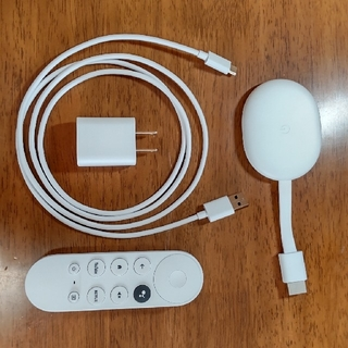 Google - chromecast with Google TV(グーグルクロームキャスト)
