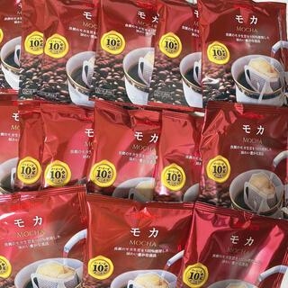 ブルックス(Brooks)の【ラスト】ブルックスコーヒー モカ15袋(コーヒー)