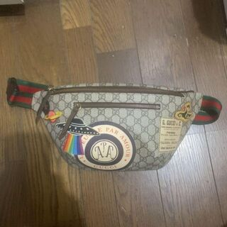 Gucci - GUCCIメンズボディバッグ529711