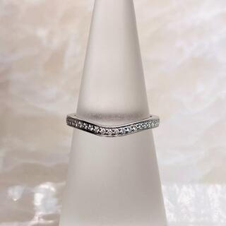 Cartier - ★Cartier★ バレリーナカーブ ハーフエタニティ 結婚指輪