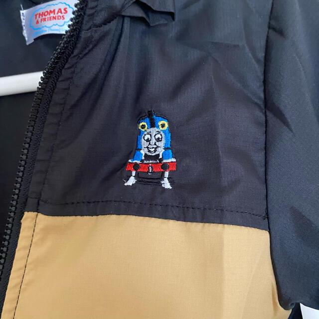 100cm トーマス ウインドブレーカー 男の子 キッズ/ベビー/マタニティのキッズ服男の子用(90cm~)(ジャケット/上着)の商品写真