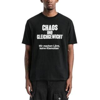 UNDERCOVER - UNDERCOVER  CHAOS T-SHIRT 210