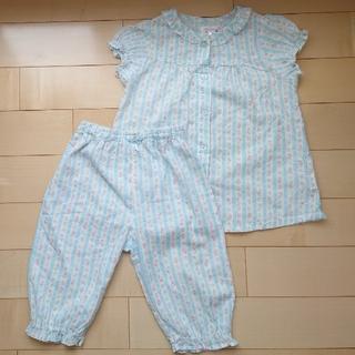 マザウェイズ(motherways)の☆マザウェイズ☆  パジャマ 半袖 120(パジャマ)
