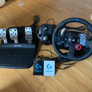 プレイステーション4(PlayStation4)のハンドルコントローラー プレステ3 プレステ4対応 F1 (その他)