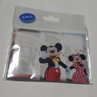 Disney - ディズニーリゾート 実写ミキミニ  ふせん