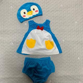 ニシマツヤ(西松屋)のペンギンさん♡ベビー服♡80cm(その他)