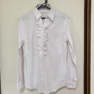 アオヤマ(青山)の⑥ドレスシャツ 長袖シャツ ブラウス オフィスカジュアル スーツ(シャツ/ブラウス(長袖/七分))